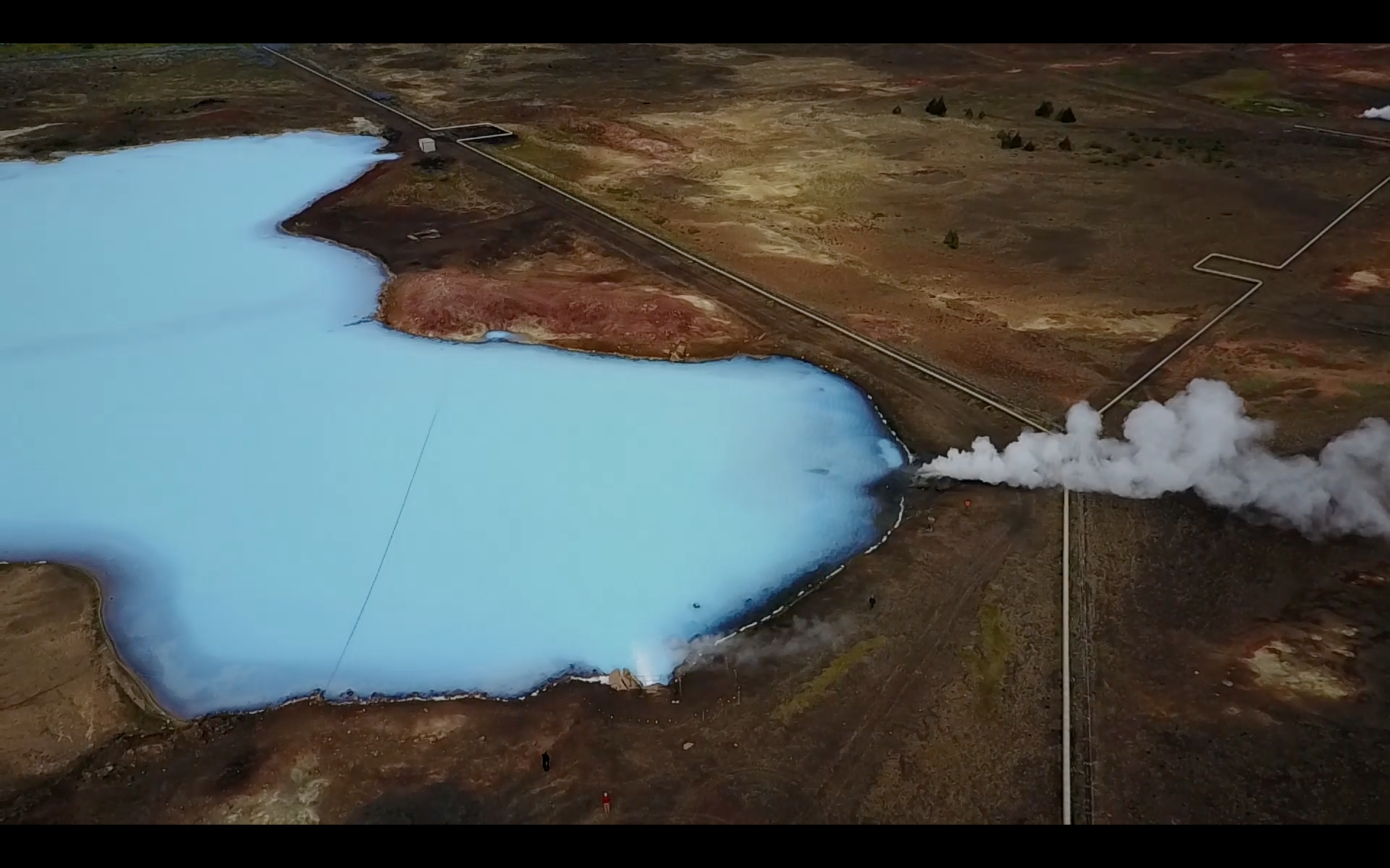 Islande jour 9 : Lac Mývatn