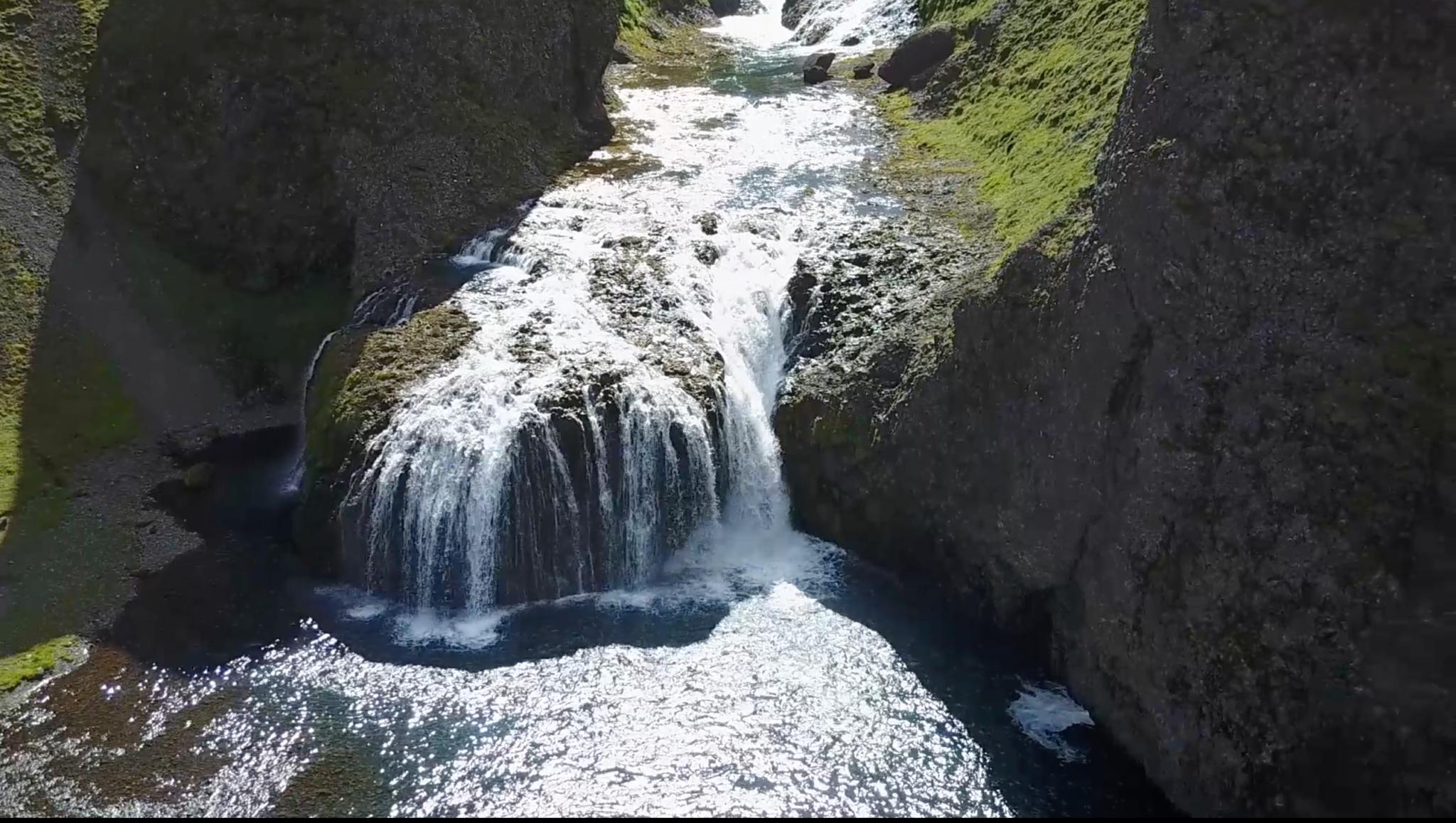 Islande jour 13 : Parc national de Skaftafell et Skógafoss
