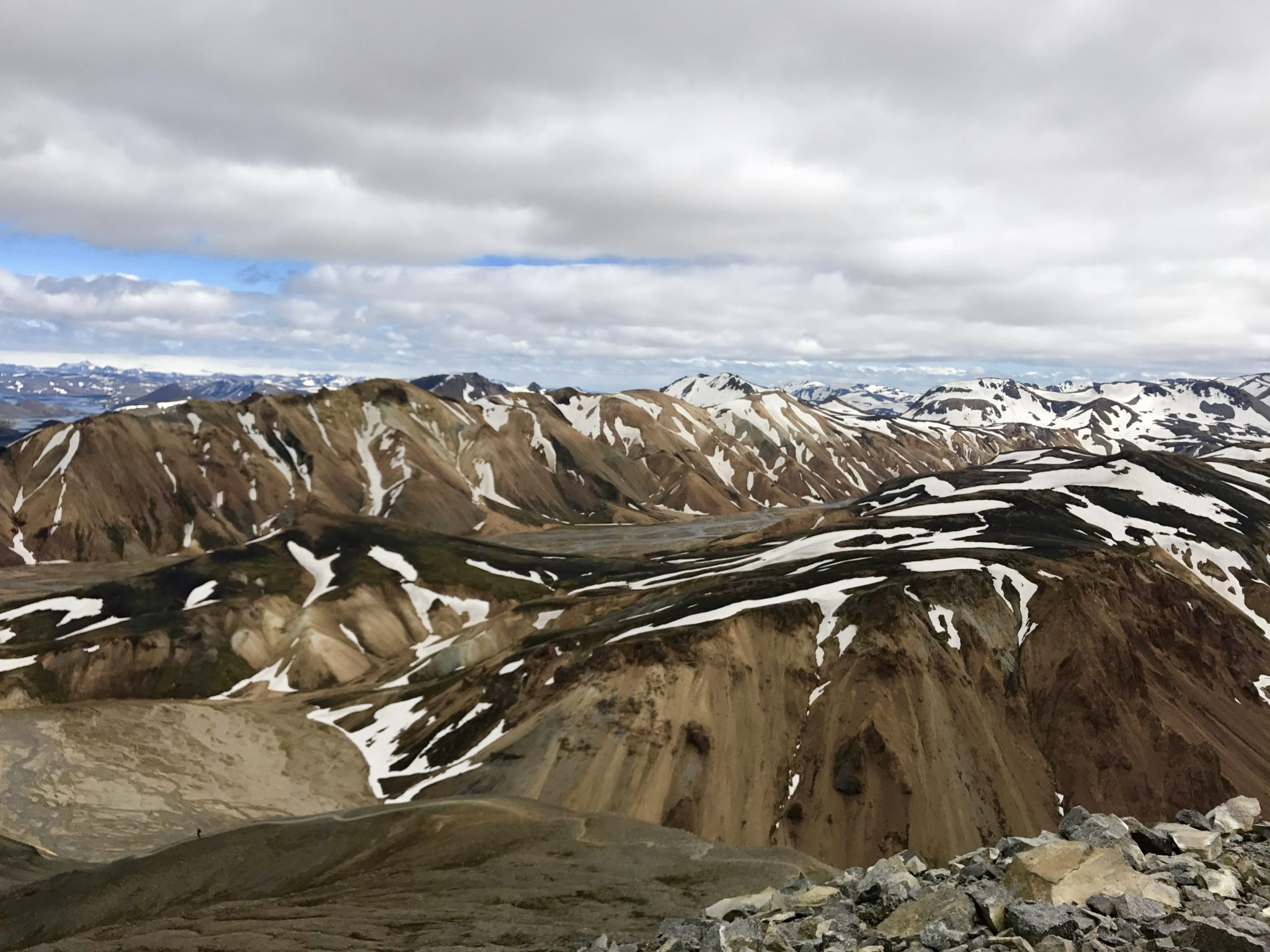 Islande jour 15 : Landmannalaugar