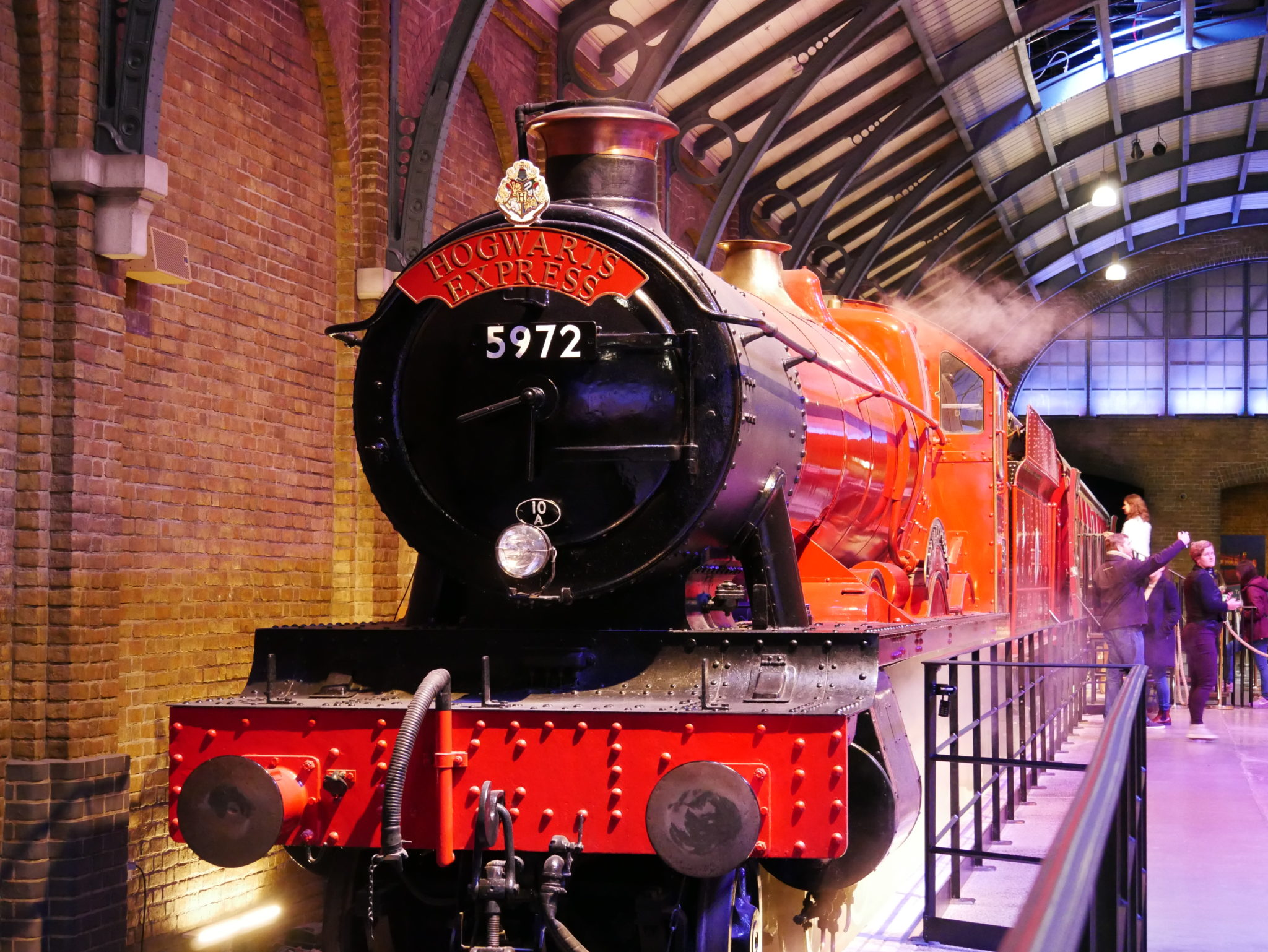 Londres : visite des studios d'Harry Potter