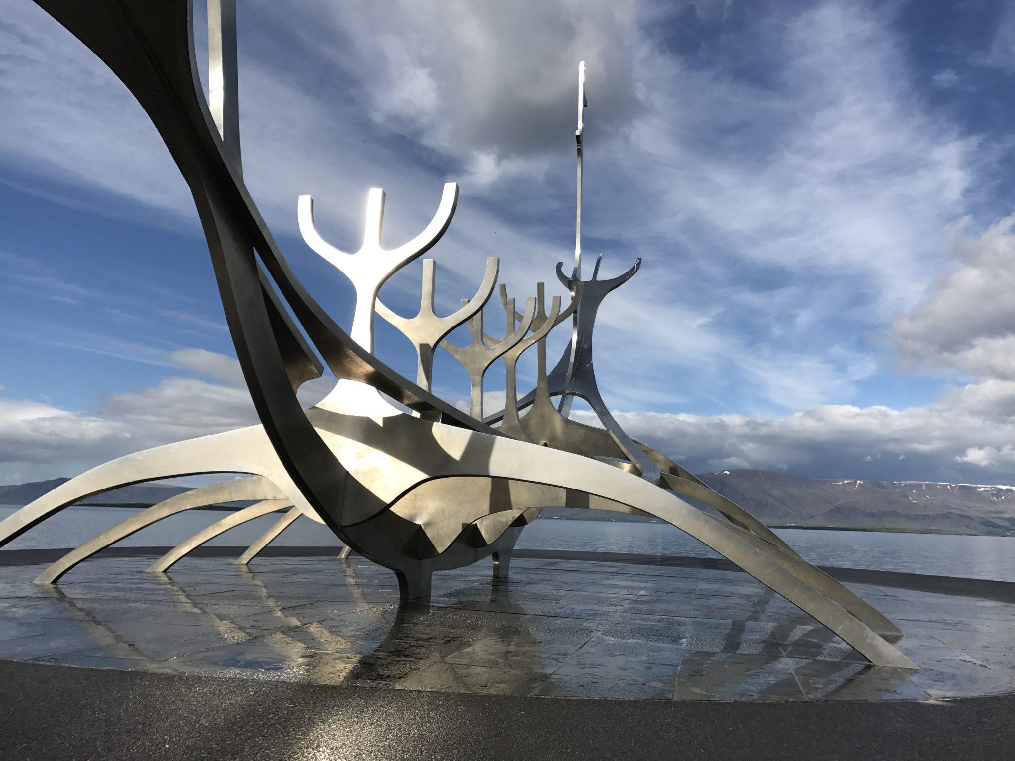 Islande Jour 1 : Reykjavik