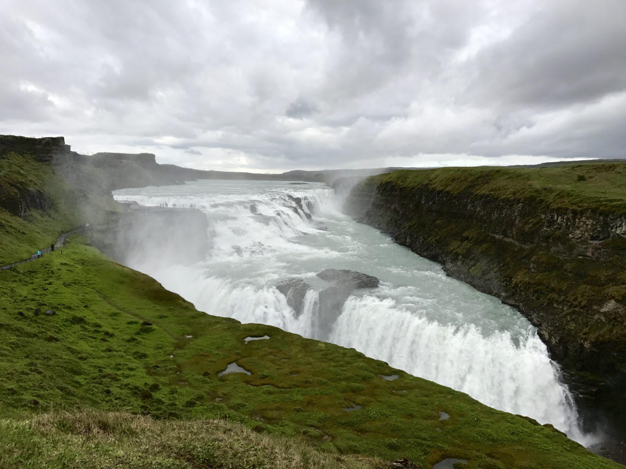 Islande Jour 2 : Gullfoss