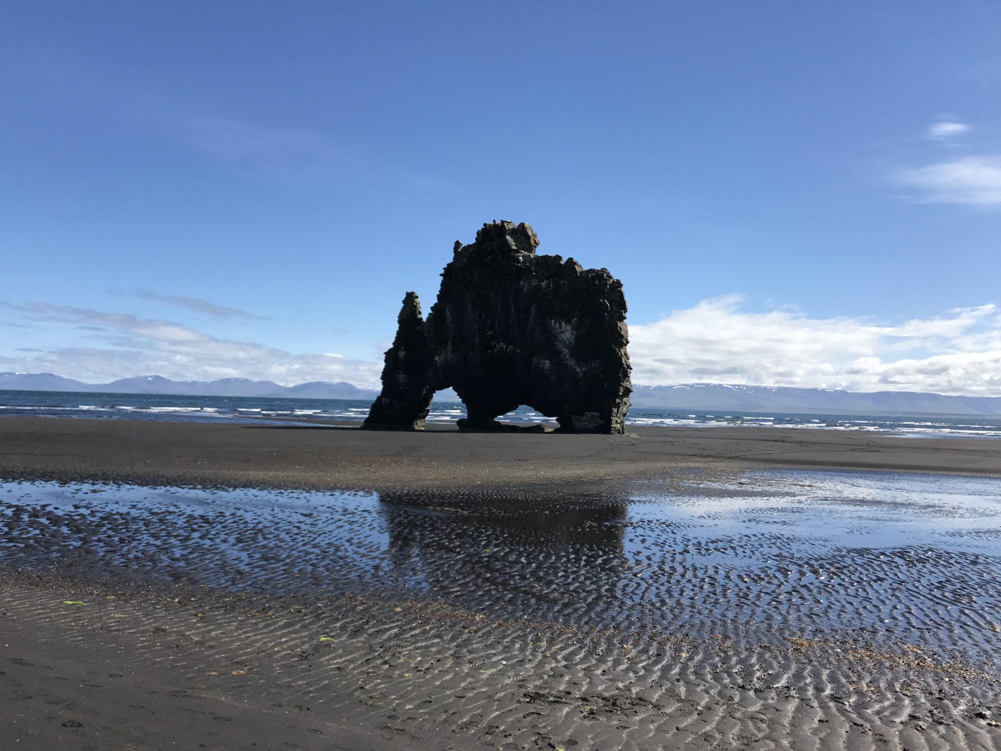 Islande jour 6 : le nord de Holmavik à Akureyri