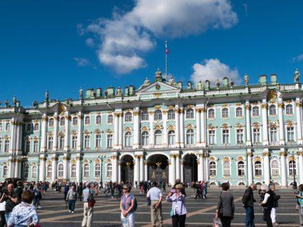 2ème journée à Saint Pétersbourg