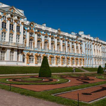 Les environs de Saint Petersbourg