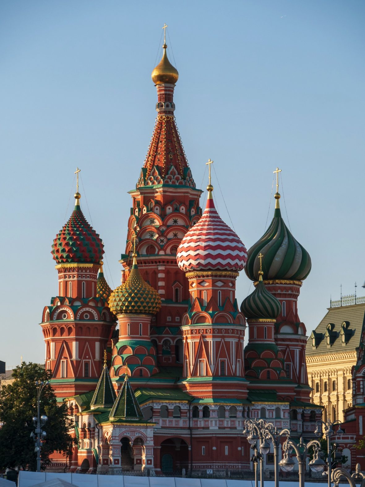 Une journée au Kremlin ou la visite immanquable de Moscou