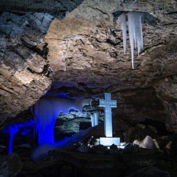 Les grottes de Koungour