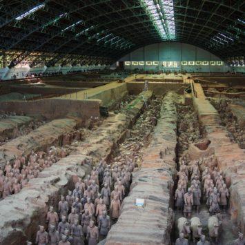 Deux jours à Xi'an pendant la fête nationale chinoise