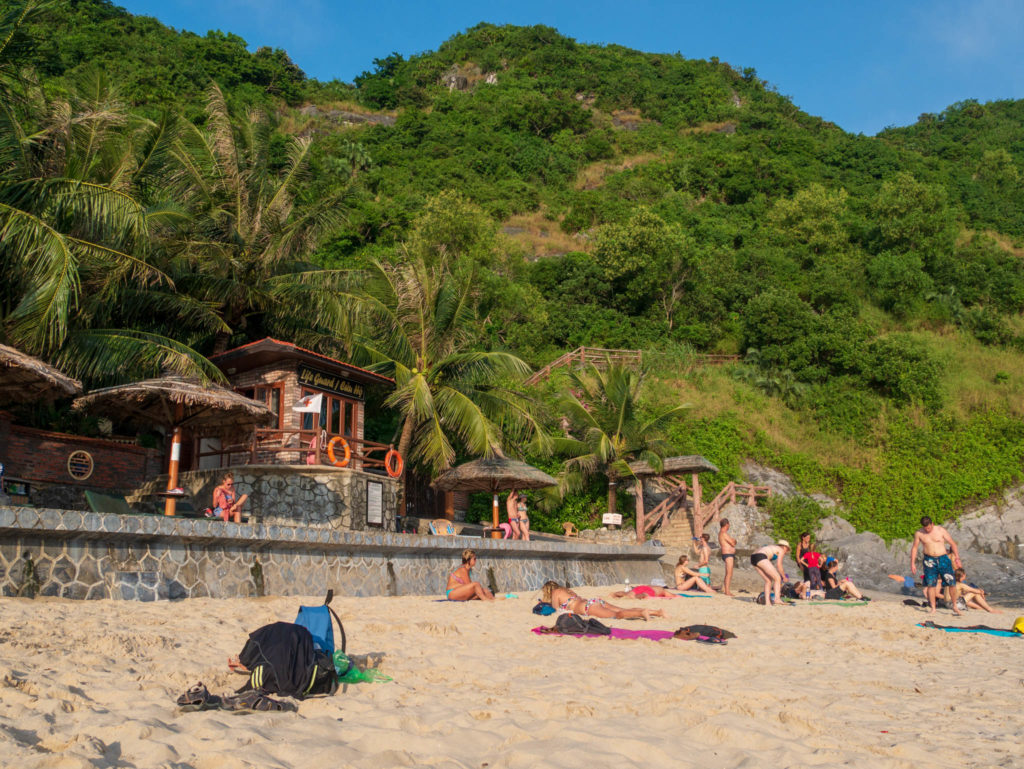 La plage Co III