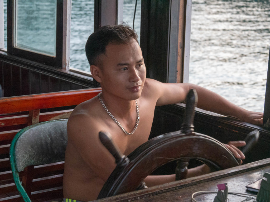 Notre capitaine