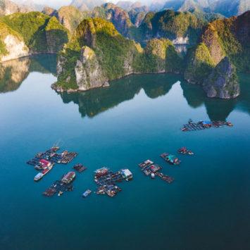 Un séjour inoubliable dans la baie d'Halong