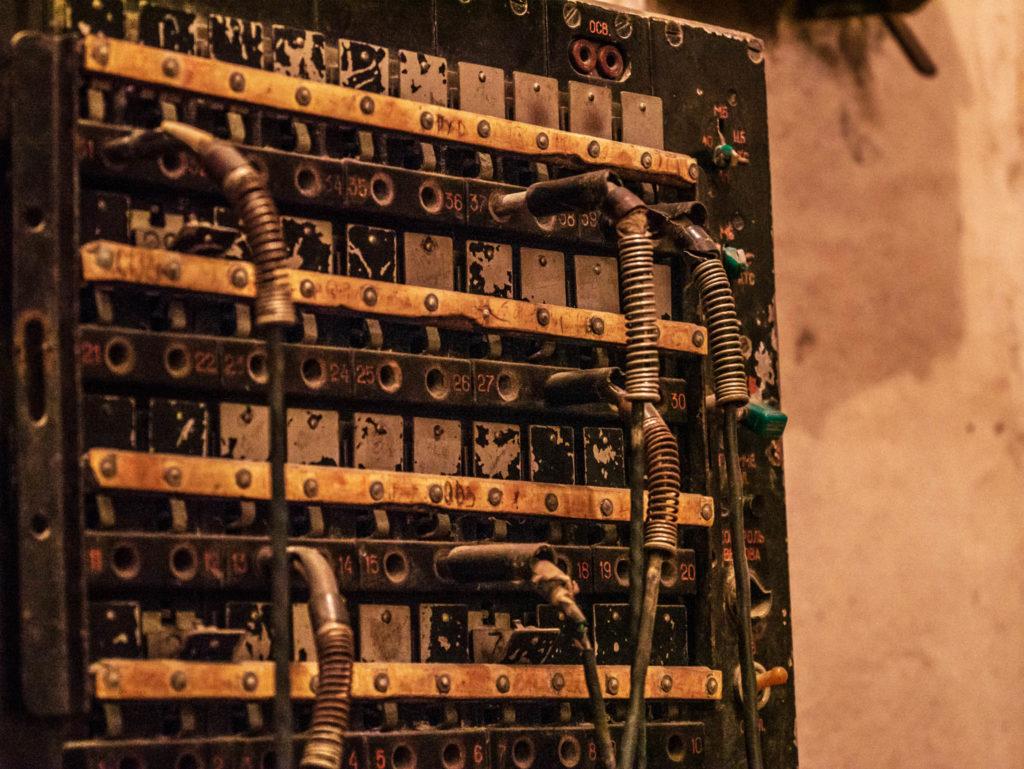 un standard téléphonique russe datant de la guerre du Vietnam