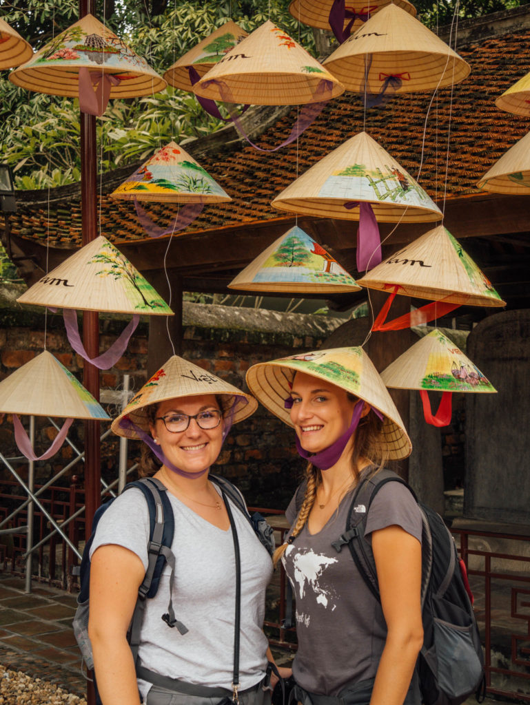 Chapeaux vietnamiens
