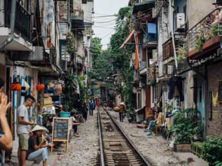 Hanoï, une ville qui grouille
