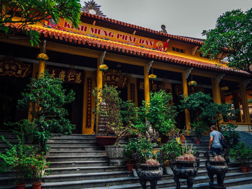 La pagode des ambassadeurs
