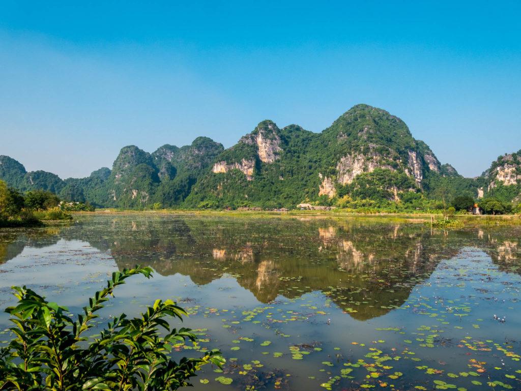 Le paysage de la région de Ninh Binh