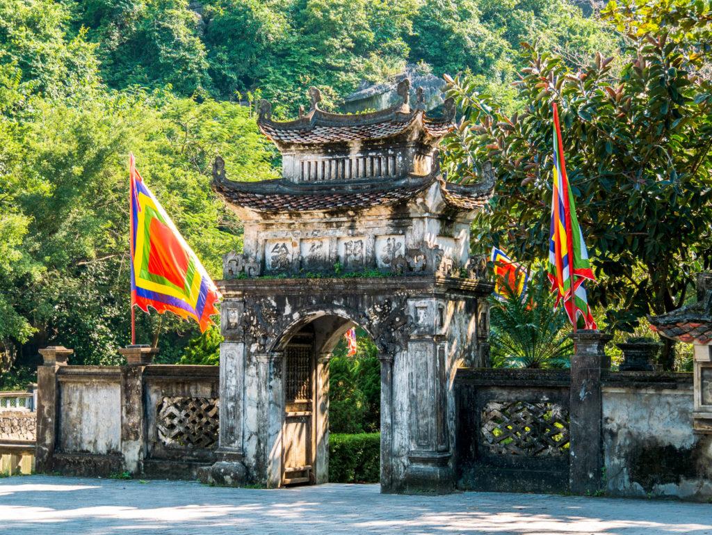 ancienne cité d'Hoa Lu