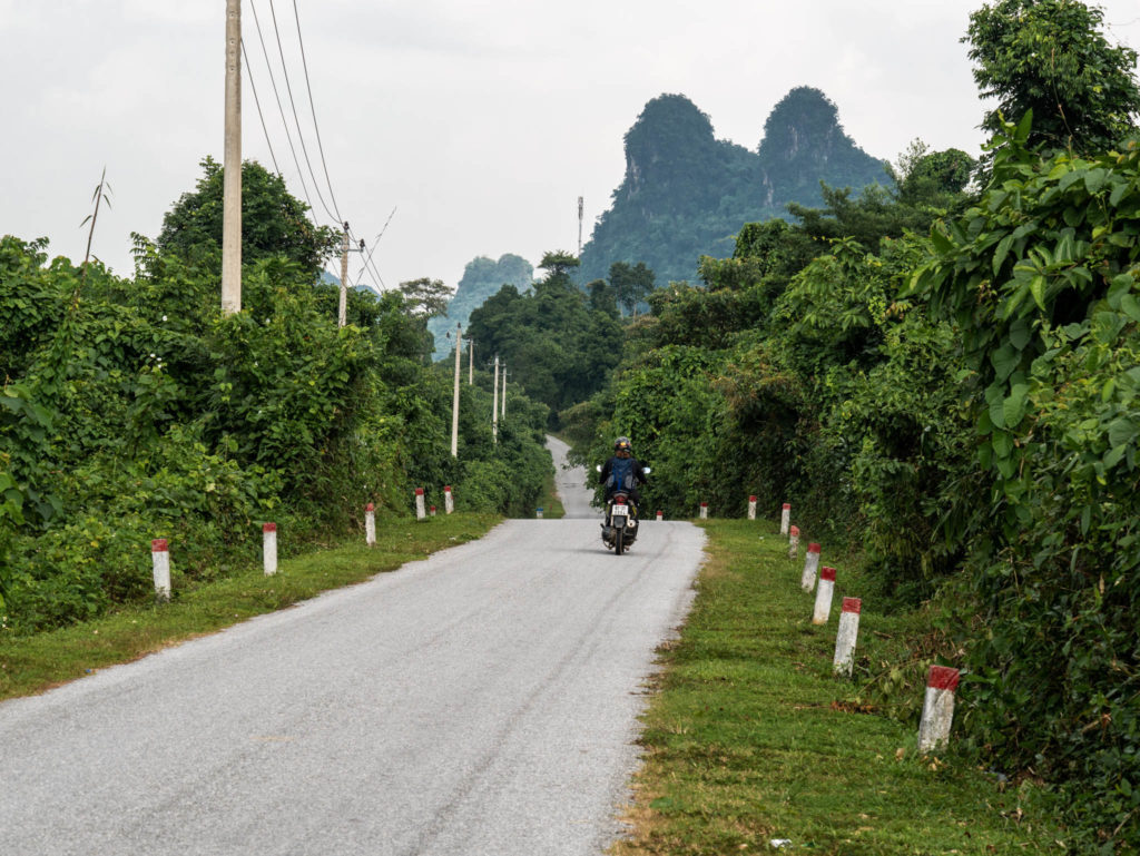 Direction Phong Nha!