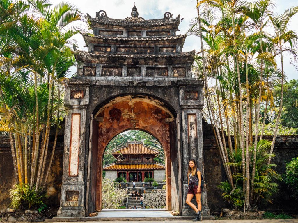 Tombeau de Ming Mang