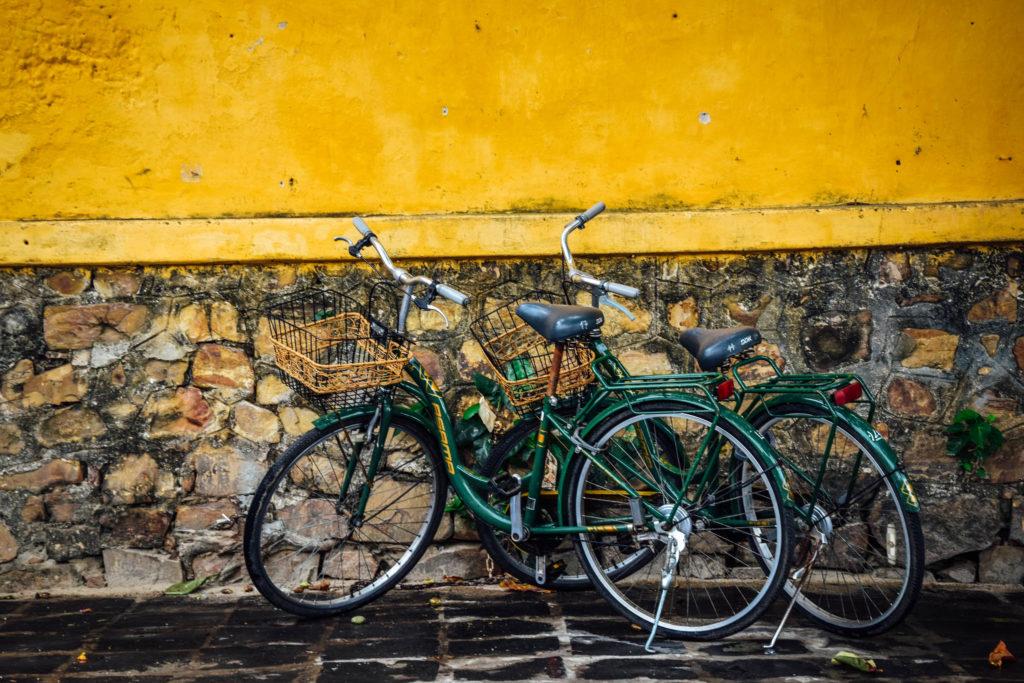 Hoi An à vélo ?