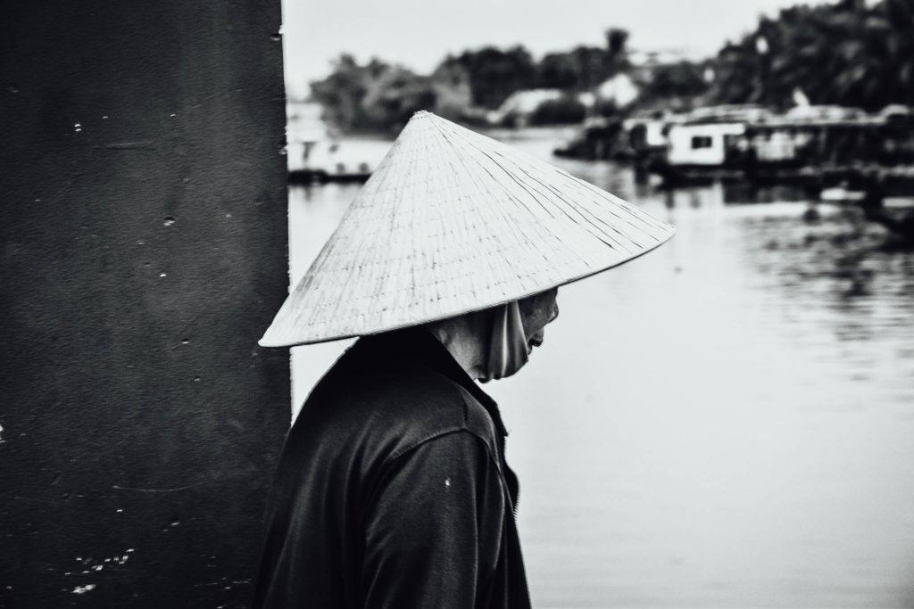 Cliché numéro 1 : tous les vietnamiens portent un chapeau conique