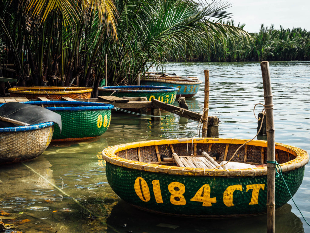 Les fameux basket boat ou bateau panier