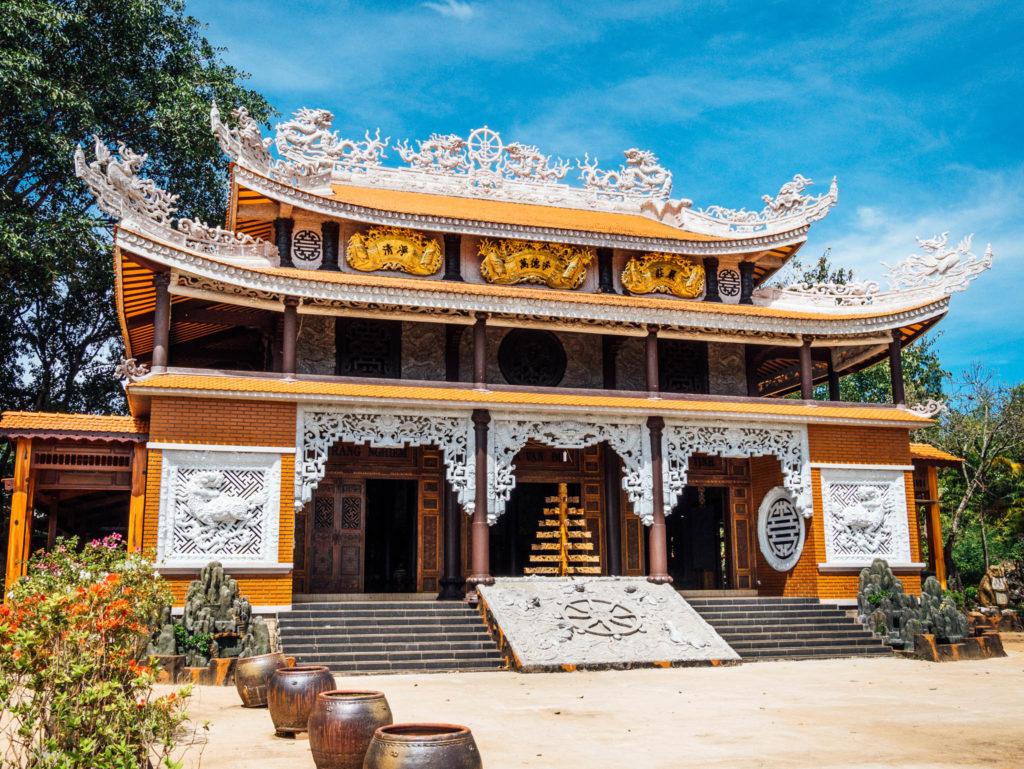 Un nouveau temple