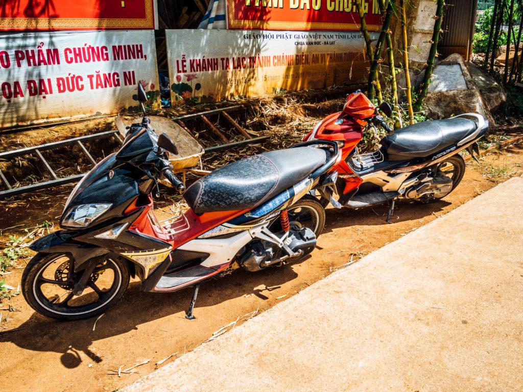 Nos scooters du jour