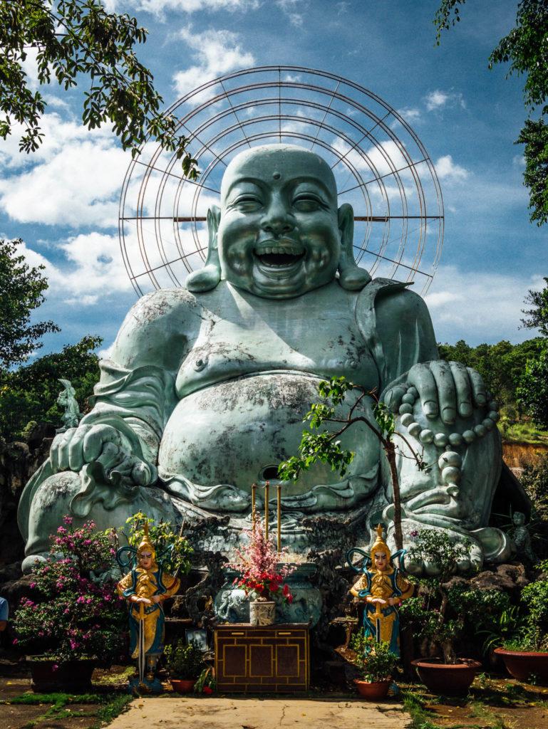Le bouddha rieur
