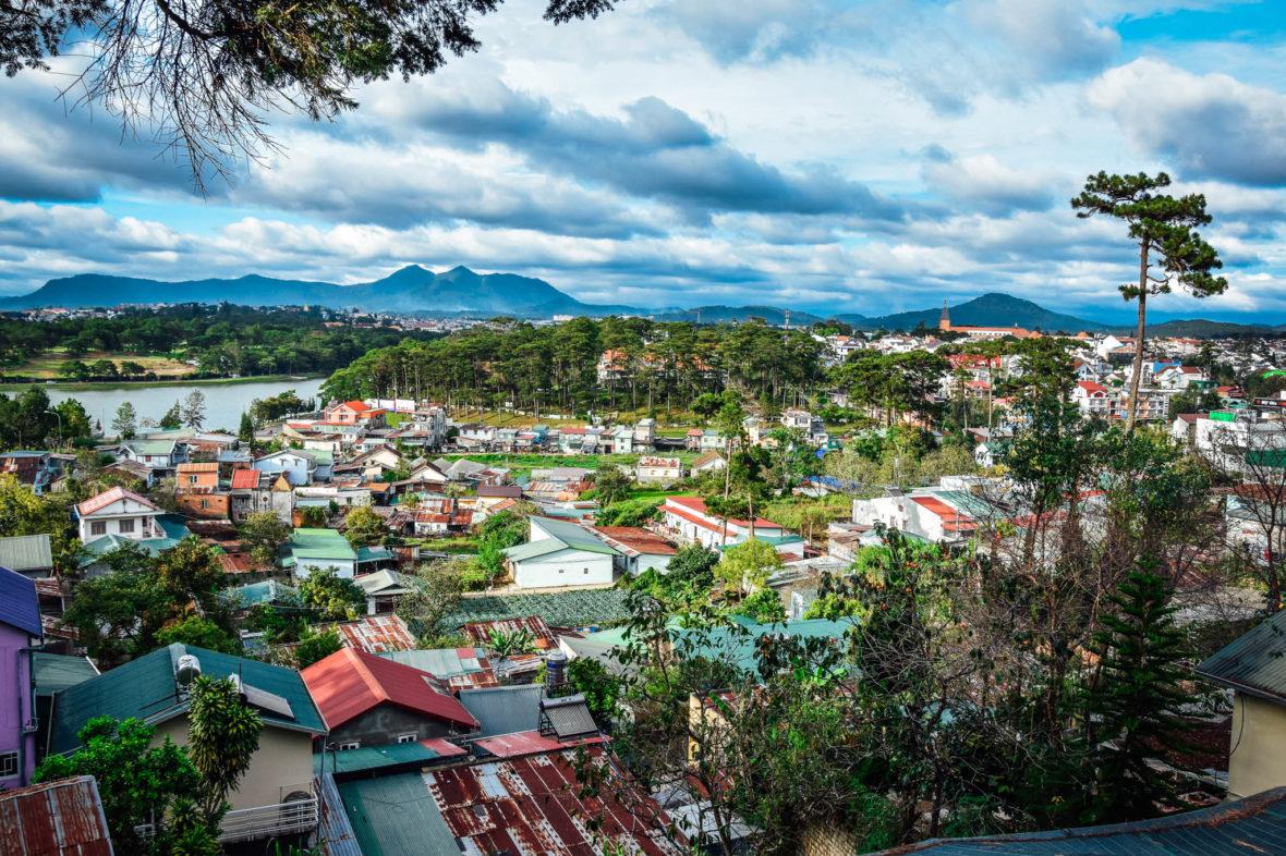 Da Lat, un peu de fraicheur sur le plateau vietnamien