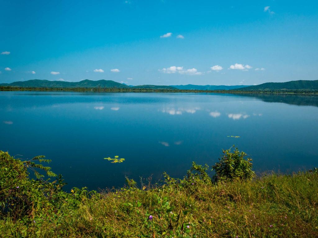 Le lac secret