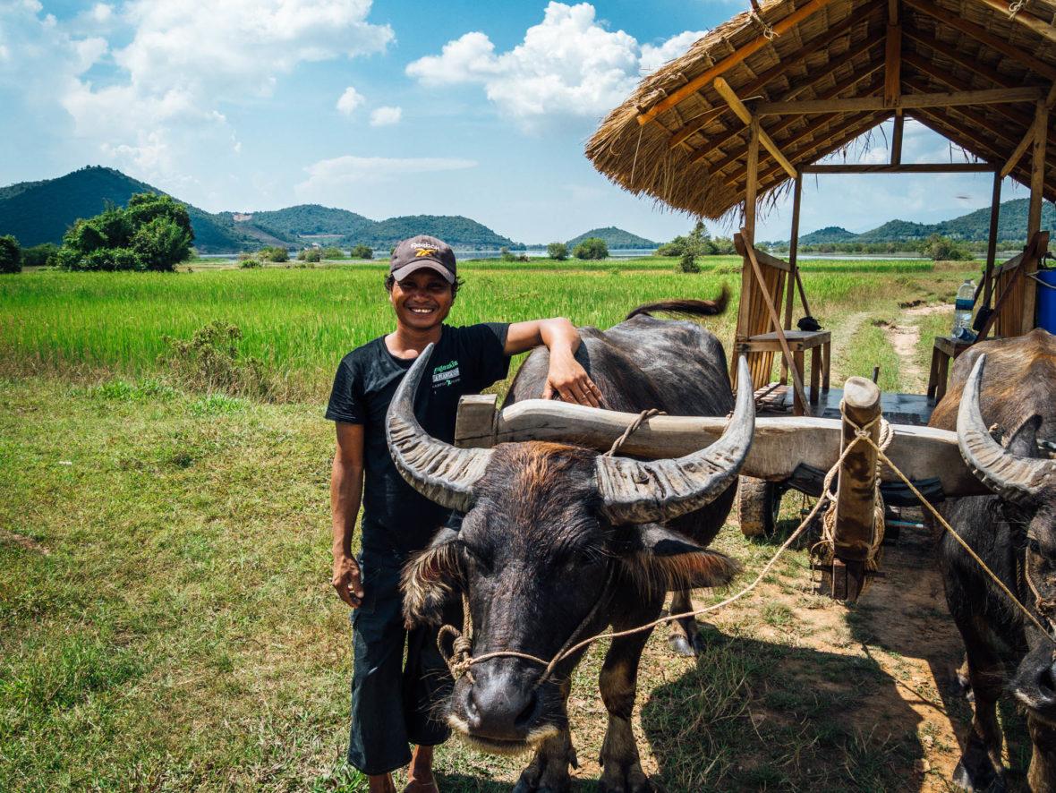 Kampot, poivre et sel