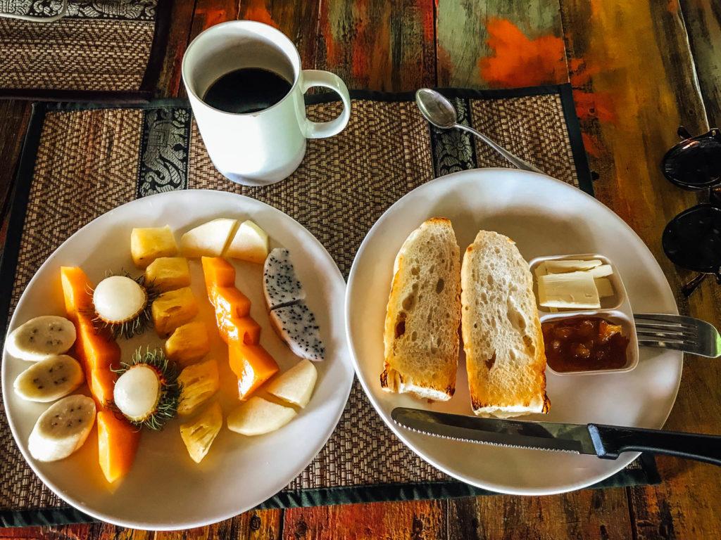 Notre petit déjeuner