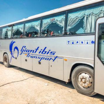 Quelle compagnie de bus choisir pour voyager au Cambodge ?