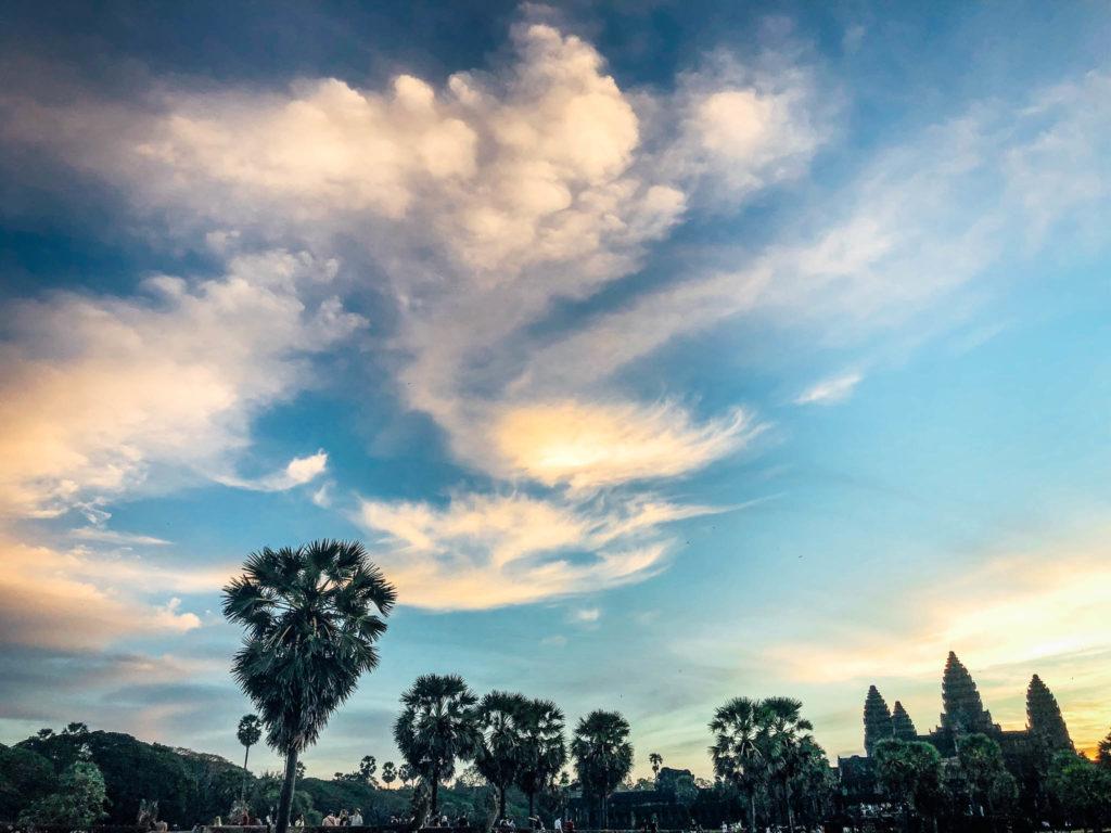 Le ciel nous offre un spectacle magnifique