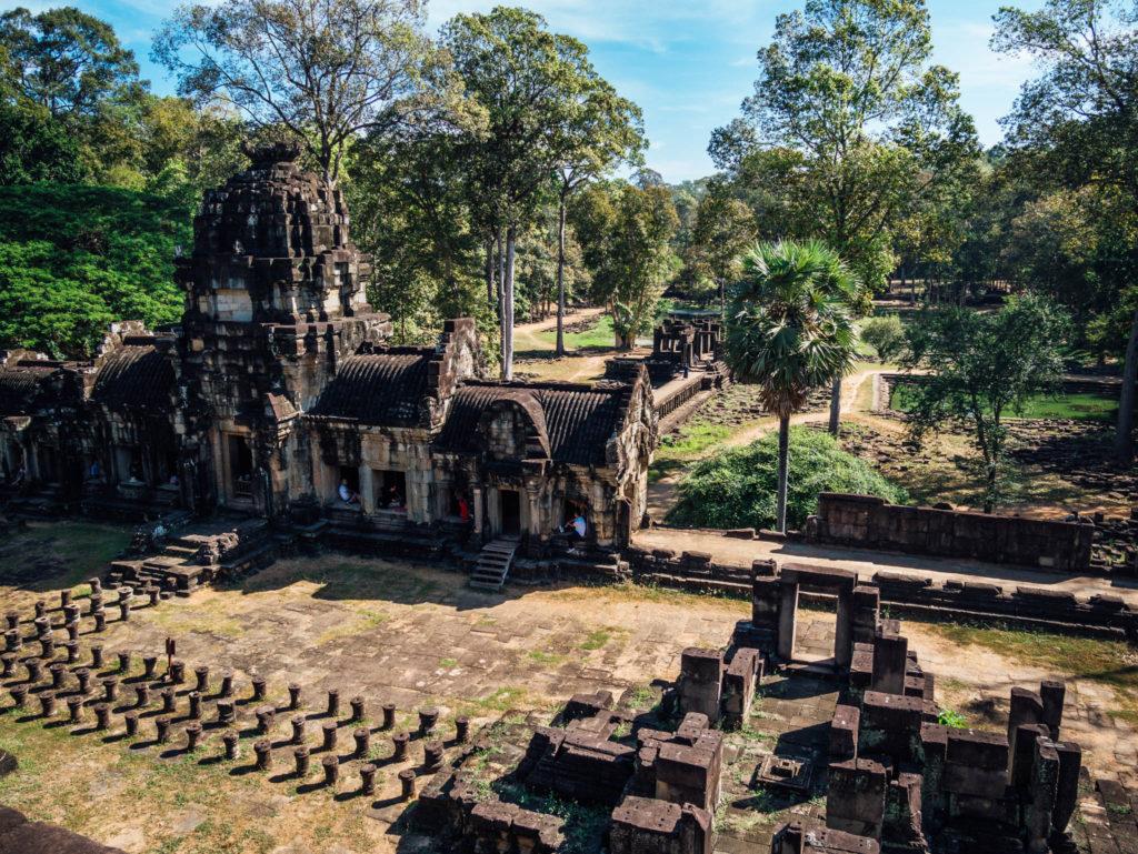 Le temple de Baphuon