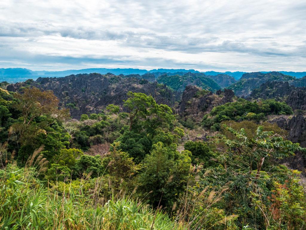 4 jours en scooter pour voir les plus beaux paysages du Laos