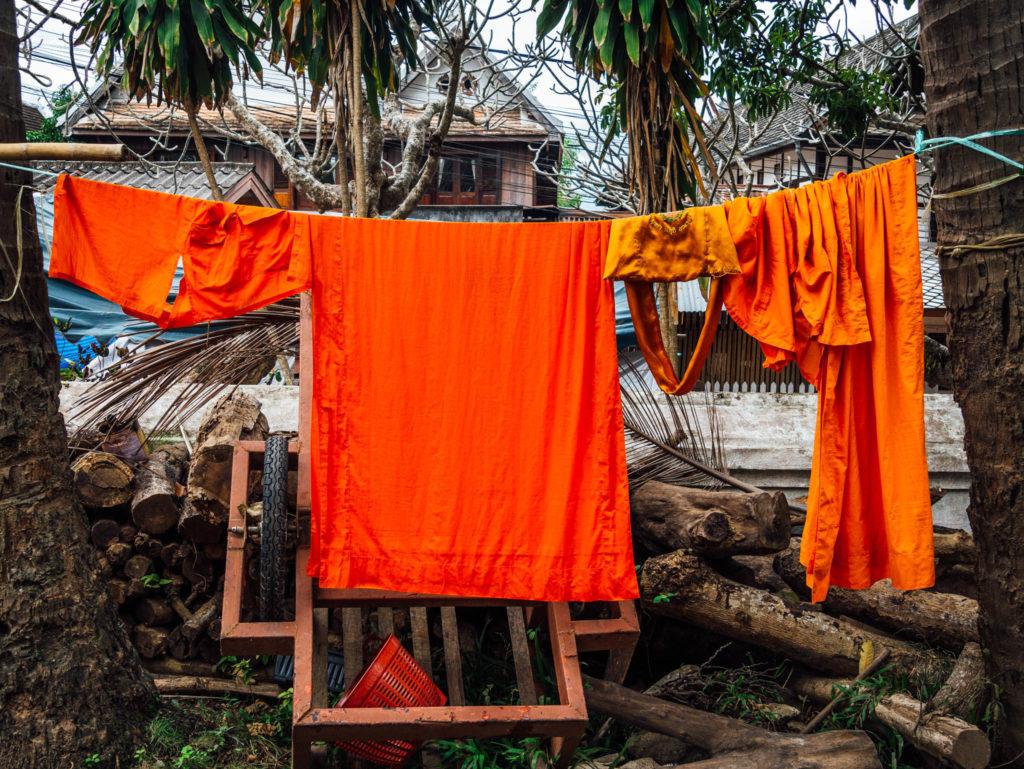 Les habits des moines