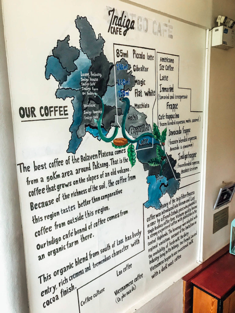 Le café de l'Indigo