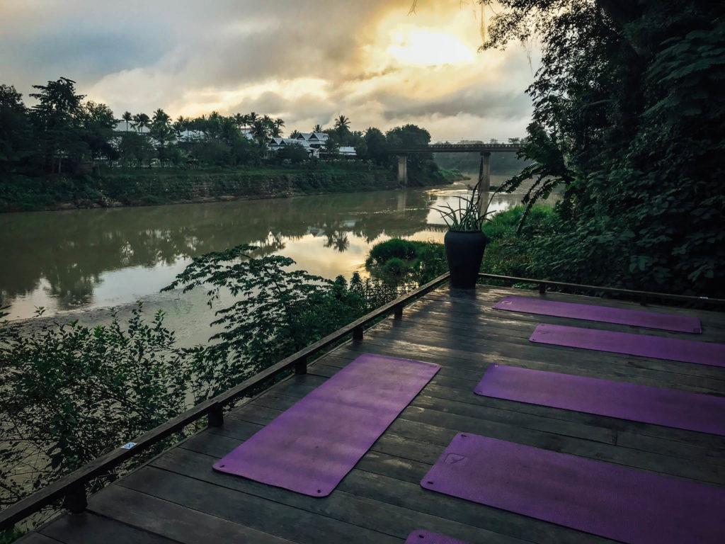 Yoga à l'Utopia