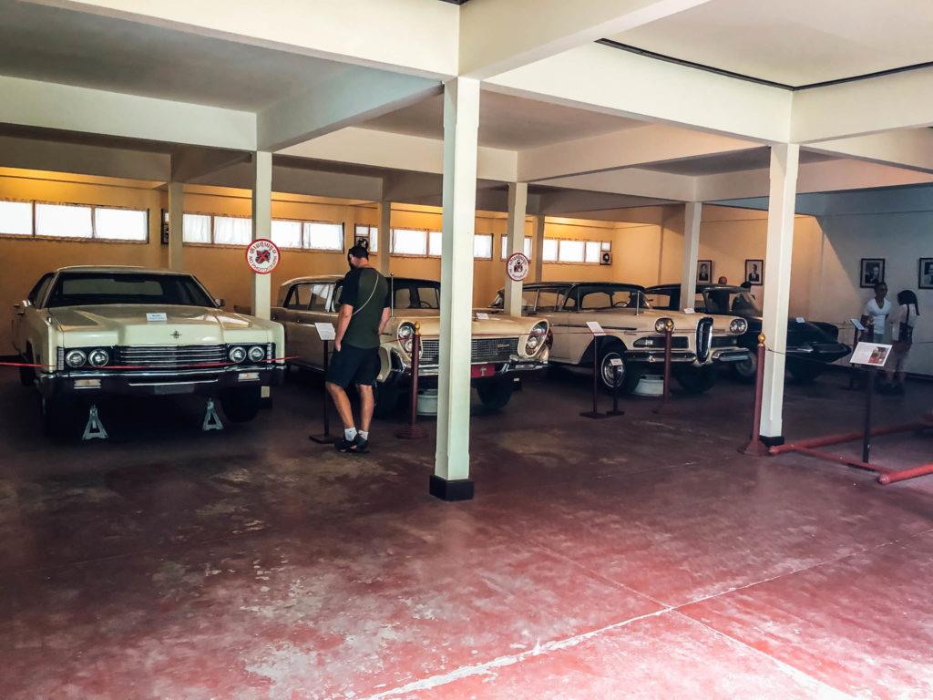 Les voitures de collection