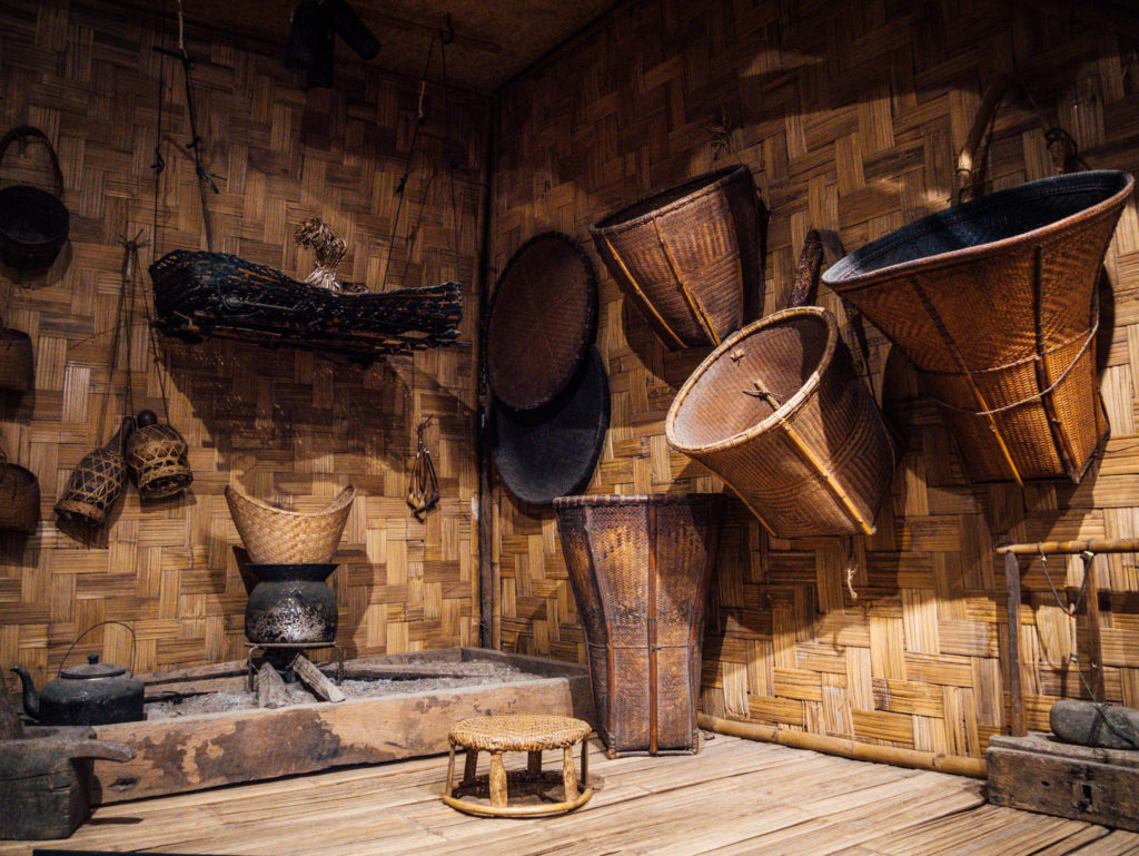 Habitation traditionnelle