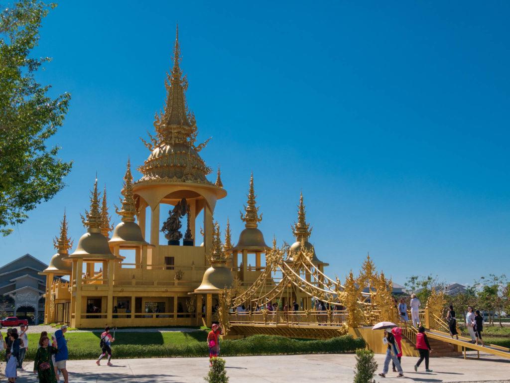 Le temple doré