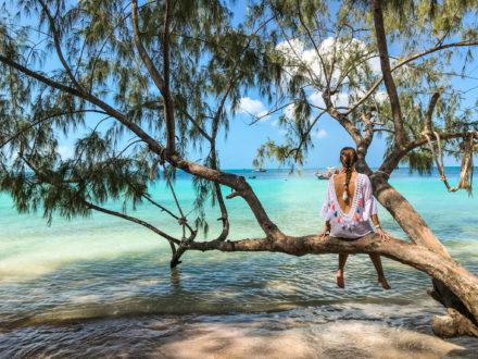 Koh Tao, notre première île paradisiaque