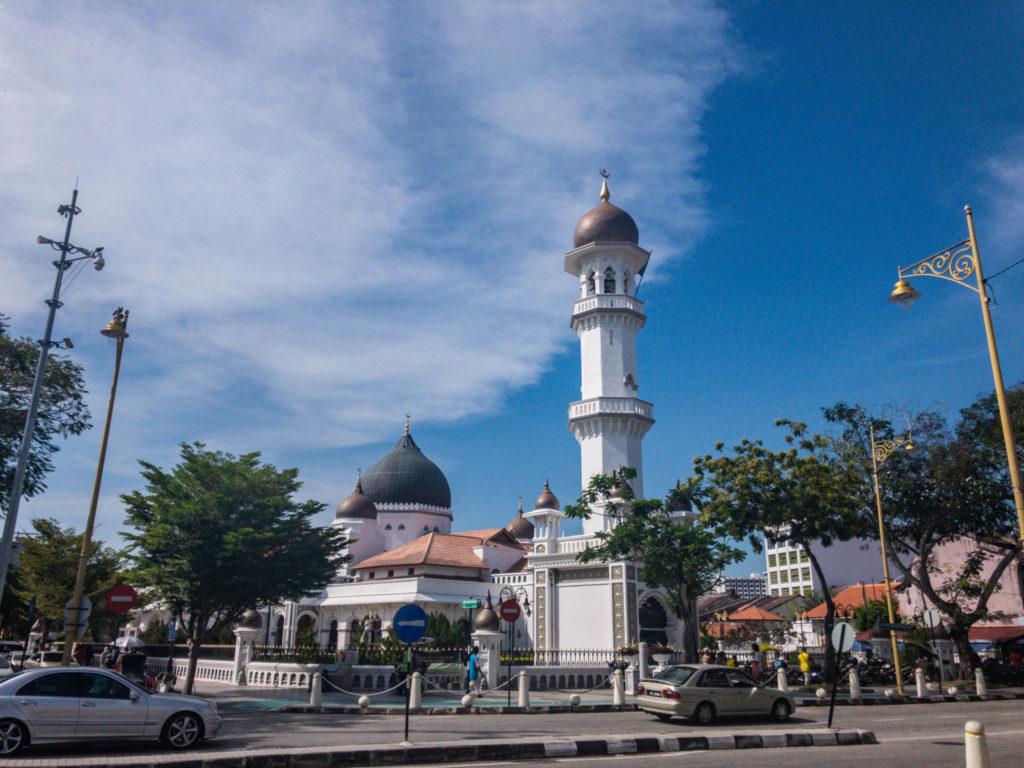Une des mosquée de Georgetown