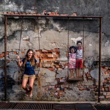 Que faire à Georgetown sur l'île de Penang