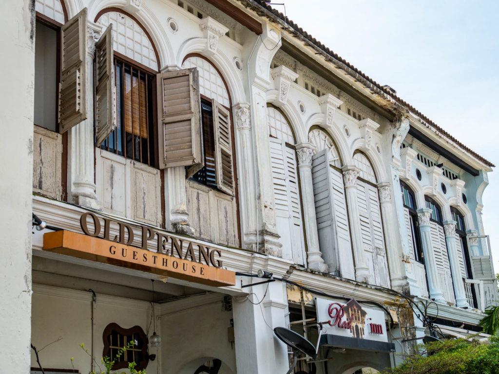 Le vieux Penang