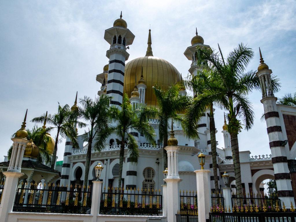 La mosquée Ubudiah