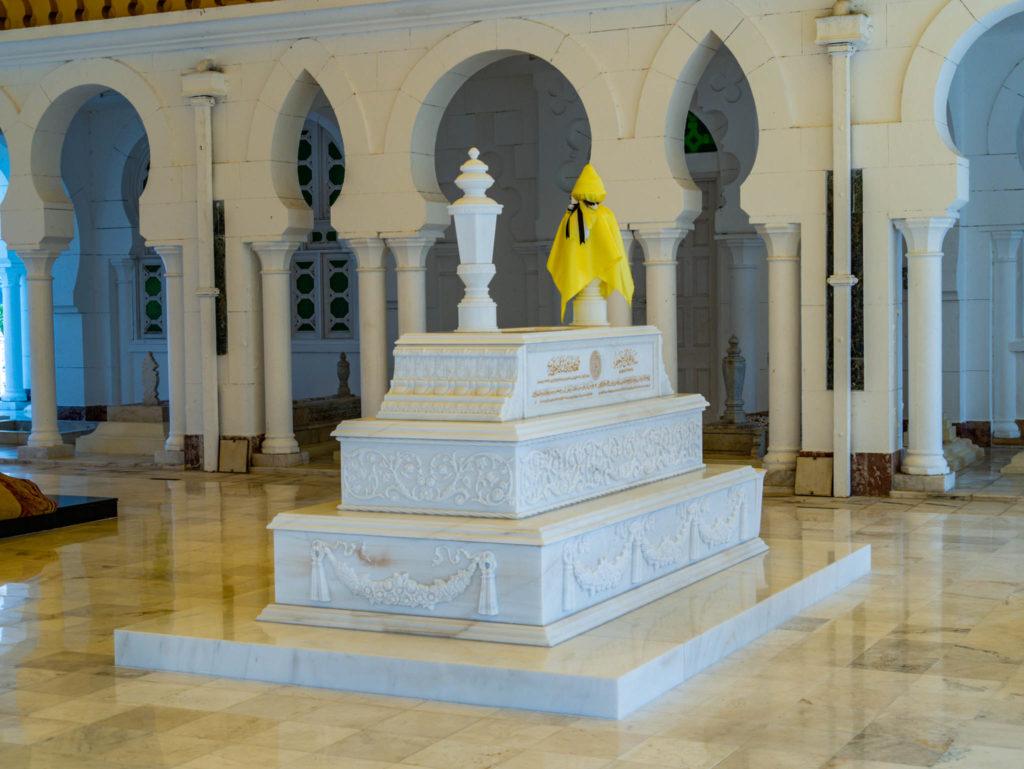 Un des tombeaux royals