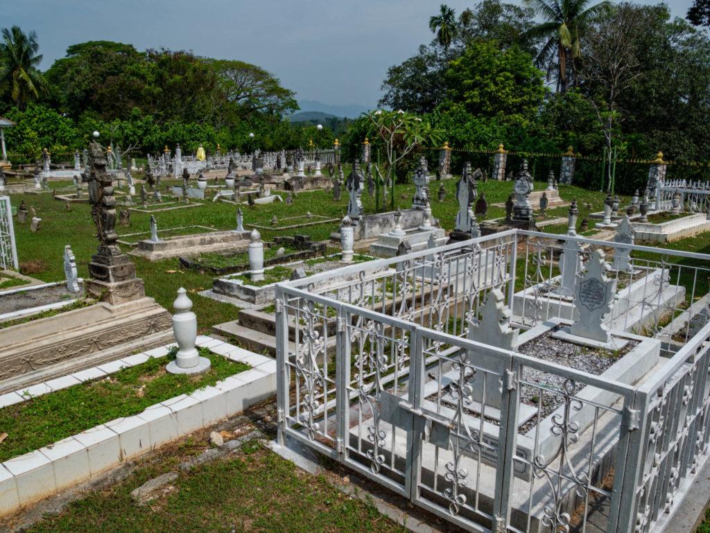 Le cimetière musulman